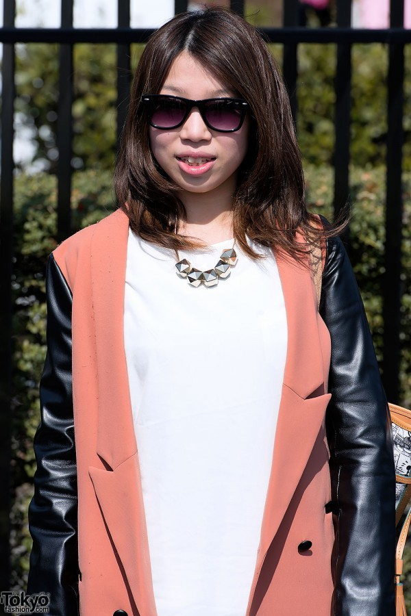 Tokyo Girls Collection Street Snaps 2013 S/S (19)