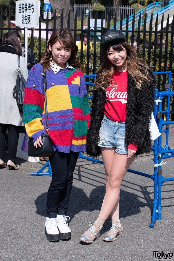 Tokyo Girls Collection Street Snaps 2013 S/S (26)
