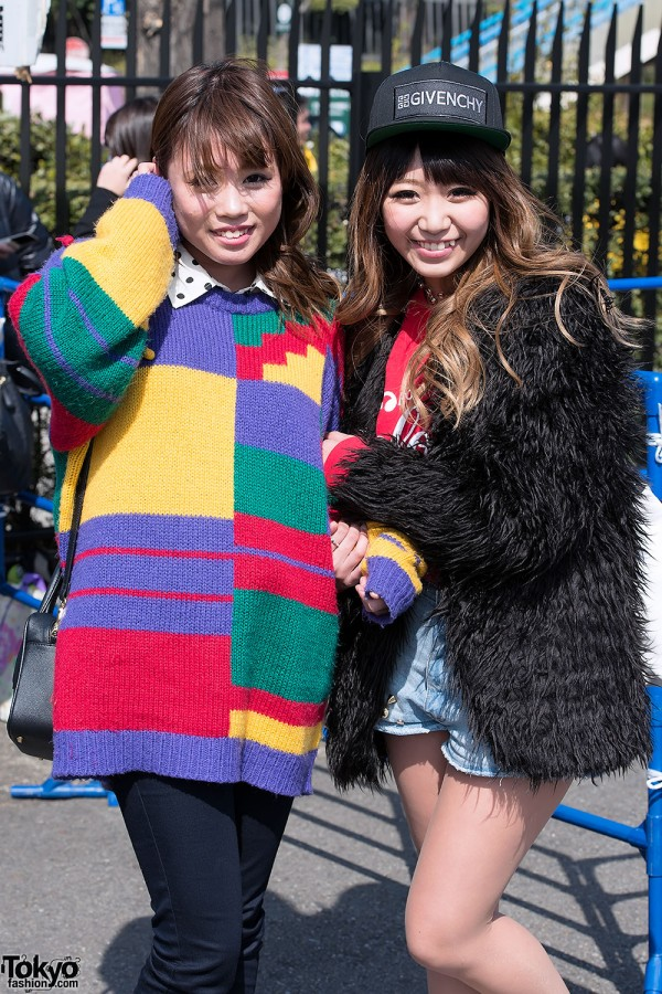 Tokyo Girls Collection Street Snaps 2013 S/S (27)