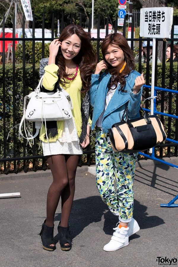 Tokyo Girls Collection Street Snaps 2013 S/S (28)