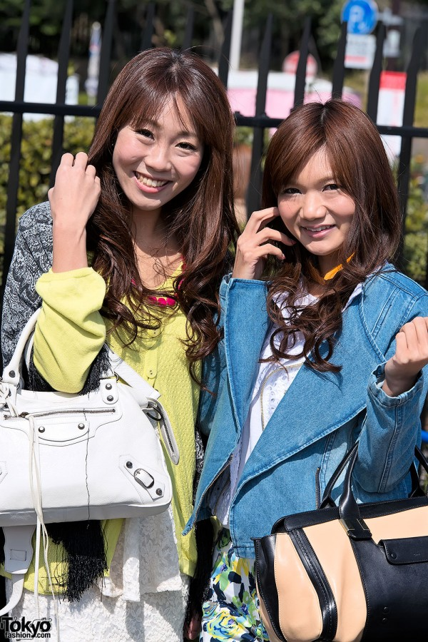 Tokyo Girls Collection Street Snaps 2013 S/S (29)