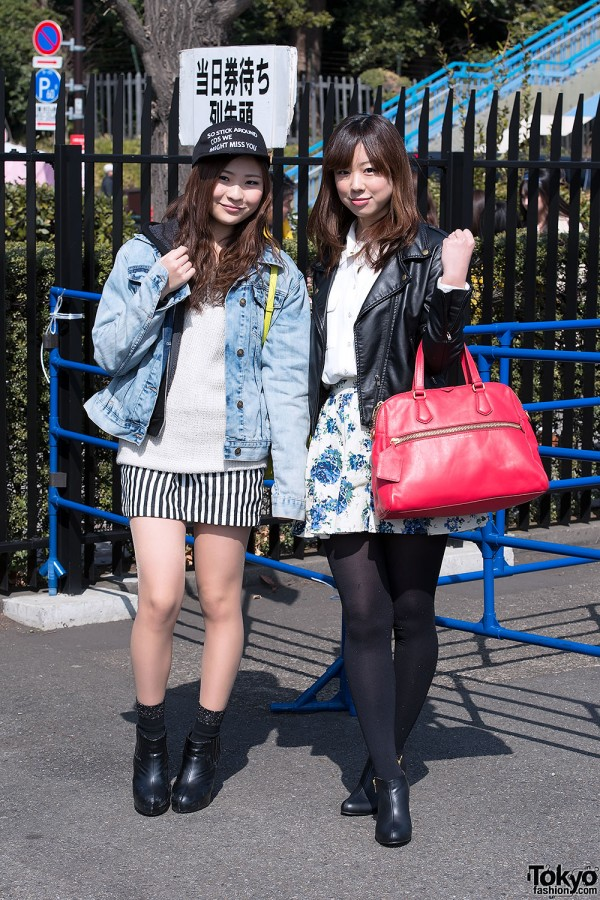 Tokyo Girls Collection Street Snaps 2013 S/S (30)