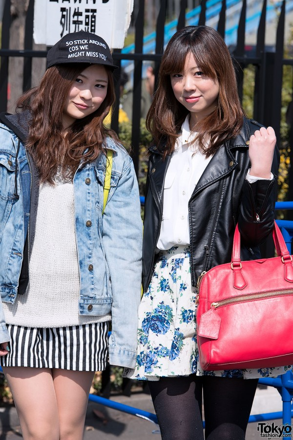 Tokyo Girls Collection Street Snaps 2013 S/S (31)