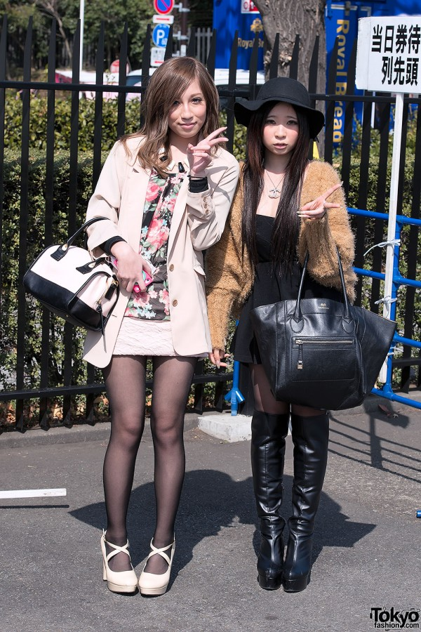 Tokyo Girls Collection Street Snaps 2013 S/S (32)