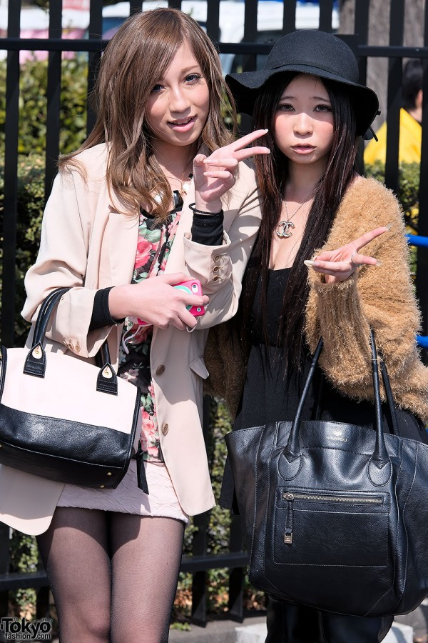 Tokyo Girls Collection Street Snaps 2013 S/S (33)