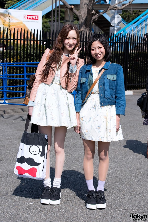 Tokyo Girls Collection Street Snaps 2013 S/S (34)