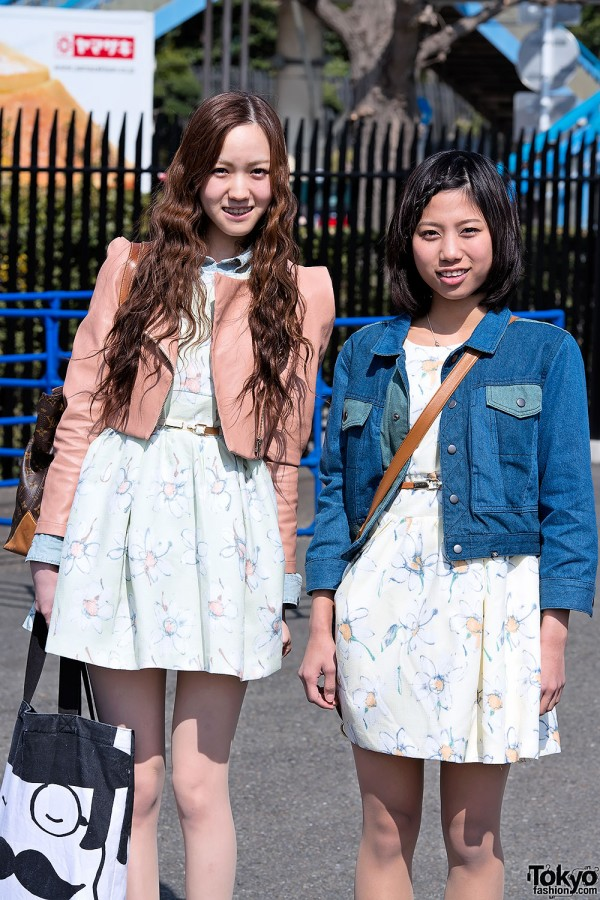 Tokyo Girls Collection Street Snaps 2013 S/S (35)