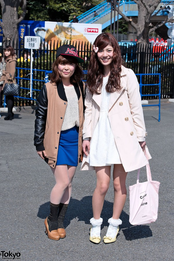 Tokyo Girls Collection Street Snaps 2013 S/S (36)