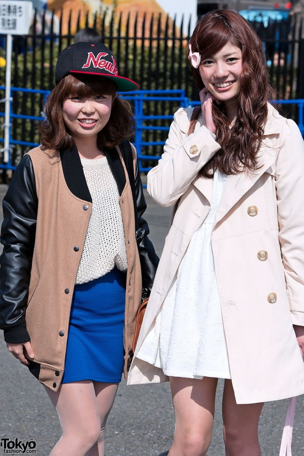 Tokyo Girls Collection Street Snaps 2013 S/S (37)