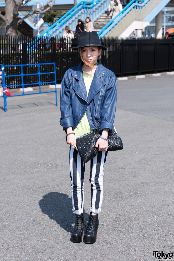 Tokyo Girls Collection Street Snaps 2013 S/S (38)