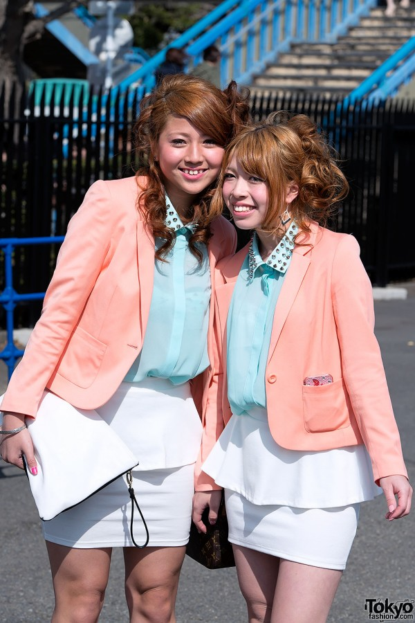 Tokyo Girls Collection Street Snaps 2013 S/S (41)