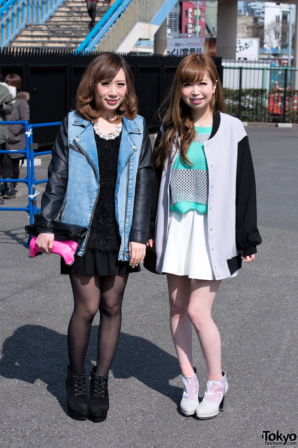 Tokyo Girls Collection Street Snaps 2013 S/S (46)