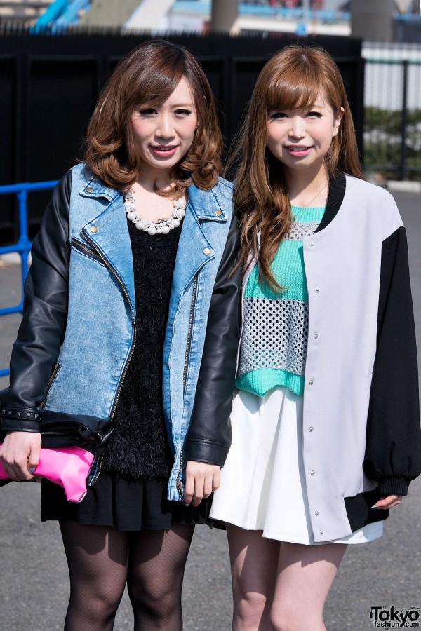 Tokyo Girls Collection Street Snaps 2013 S/S (47)