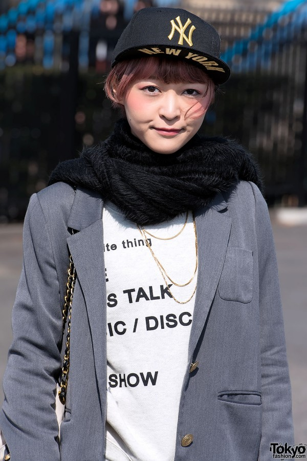 Tokyo Girls Collection Street Snaps 2013 S/S (55)