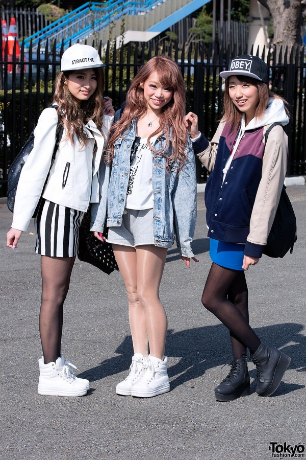 Tokyo Girls Collection Street Snaps 2013 S/S (64)