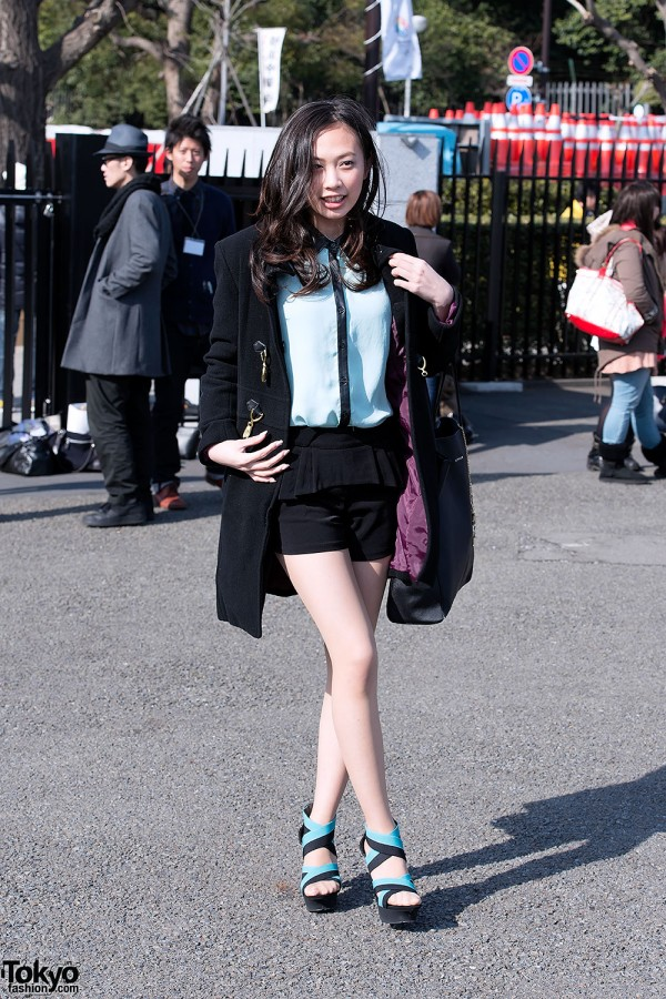 Tokyo Girls Collection Street Snaps 2013 S/S (77)