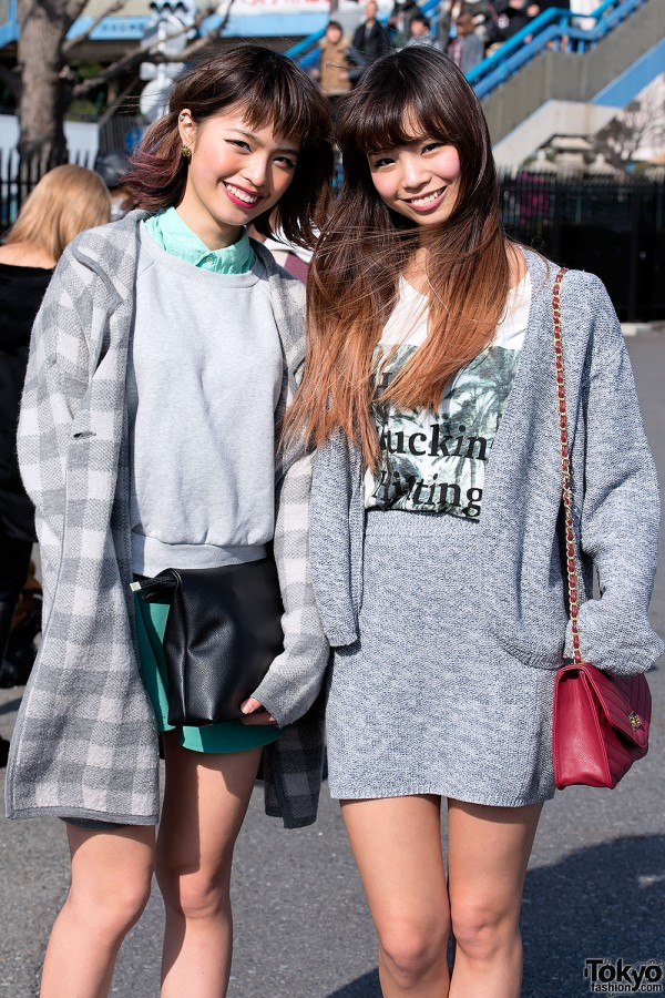 Tokyo Girls Collection Street Snaps 2013 S/S (80)