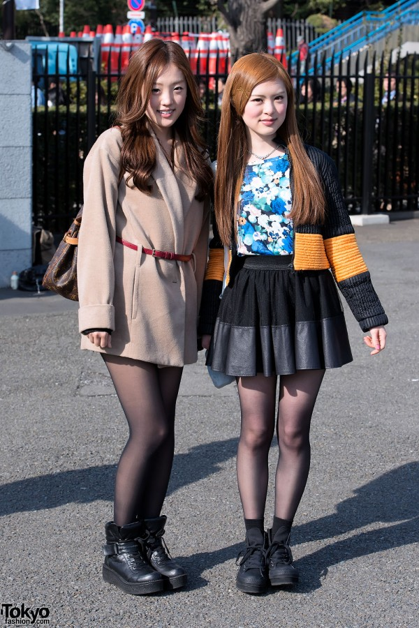 Tokyo Girls Collection Street Snaps 2013 S/S (85)