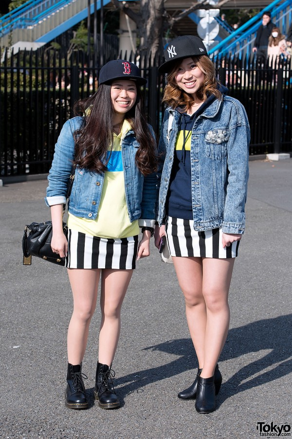 Tokyo Girls Collection Street Snaps 2013 S/S (90)