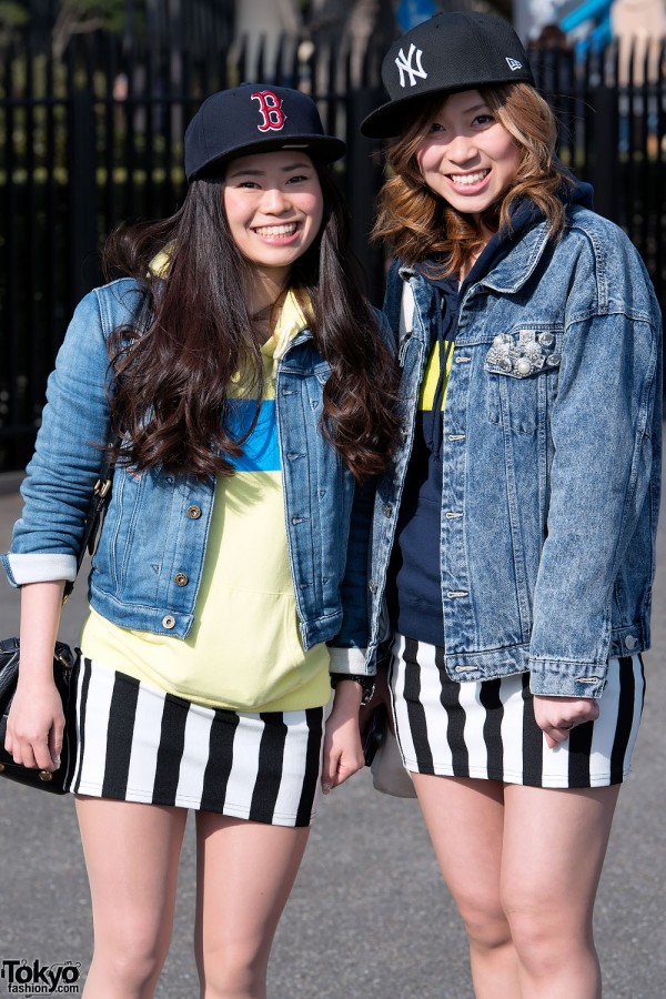 Tokyo Girls Collection Street Snaps 2013 S/S (91)