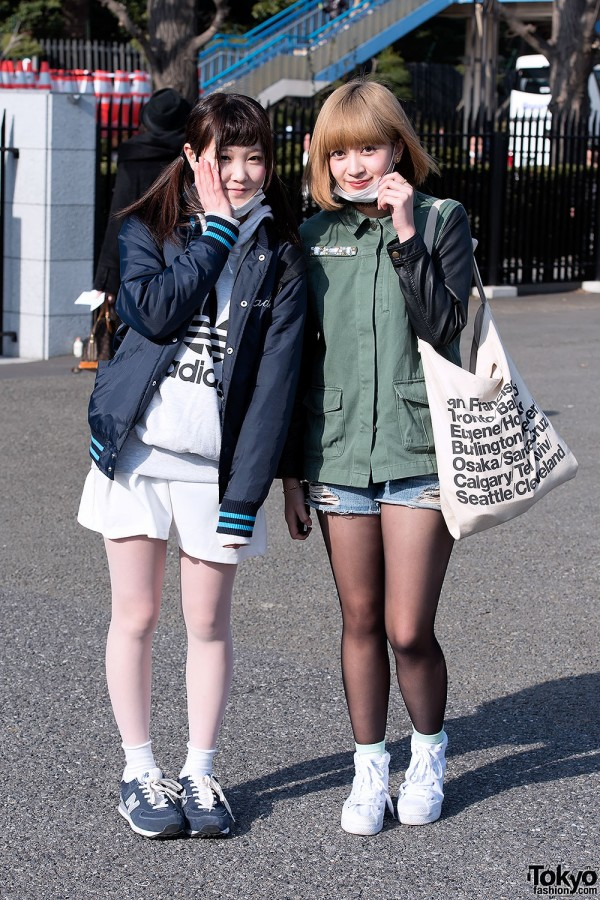 Tokyo Girls Collection Street Snaps 2013 S/S (98)