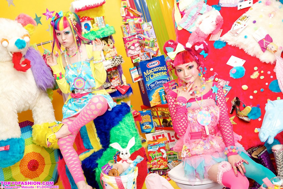 6%DOKIDOKI Kawaii Mook Photo Shoot (2)