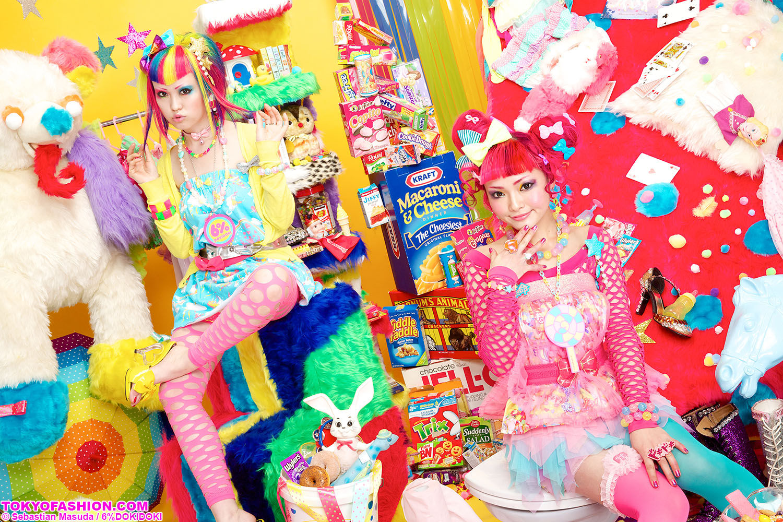 Sensational Kawaii! 6%DOKIDOKI Mook Exclusive Photo Shoot