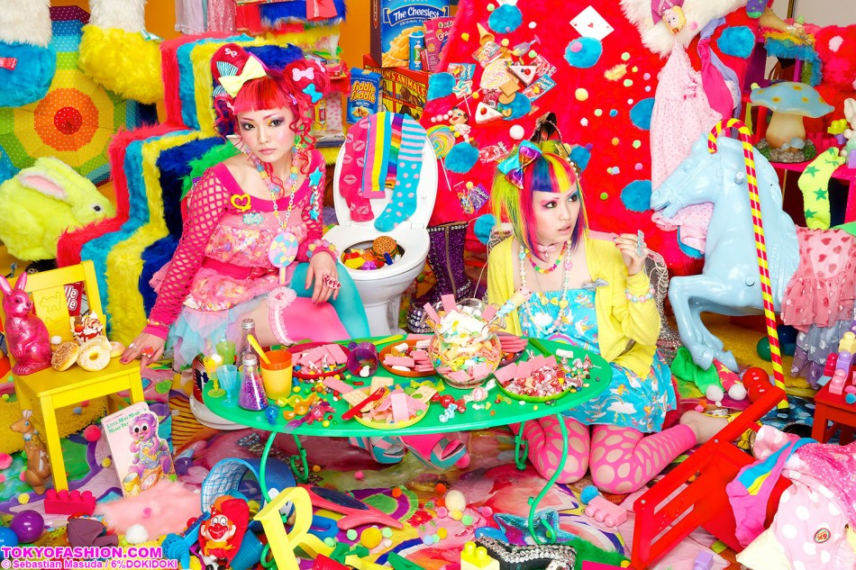 6%DOKIDOKI Kawaii Mook Photo Shoot (8)