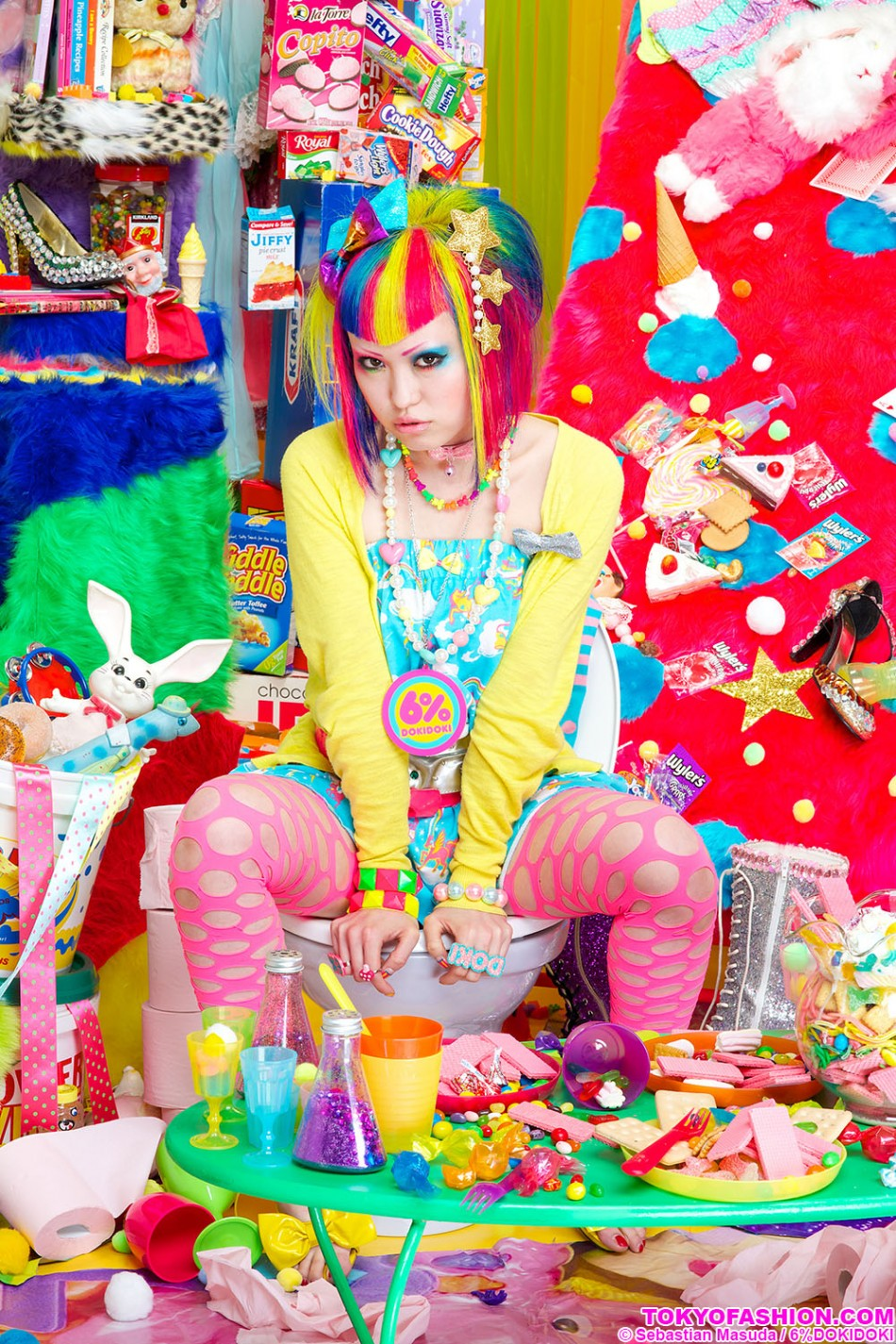 6%DOKIDOKI Kawaii Mook Photo Shoot (11)