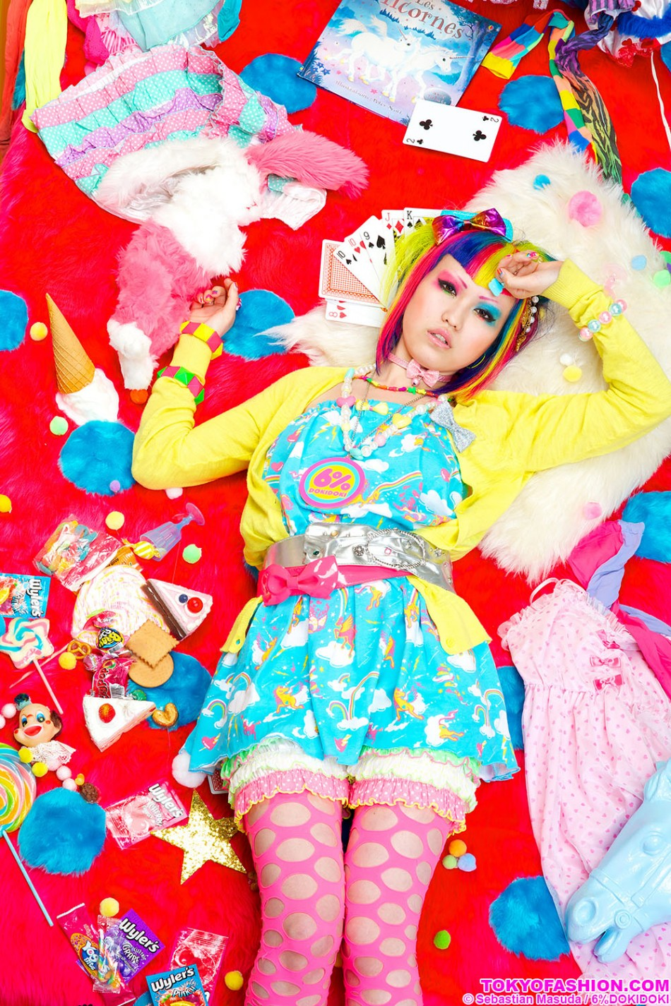6%DOKIDOKI Kawaii Mook Photo Shoot (13)