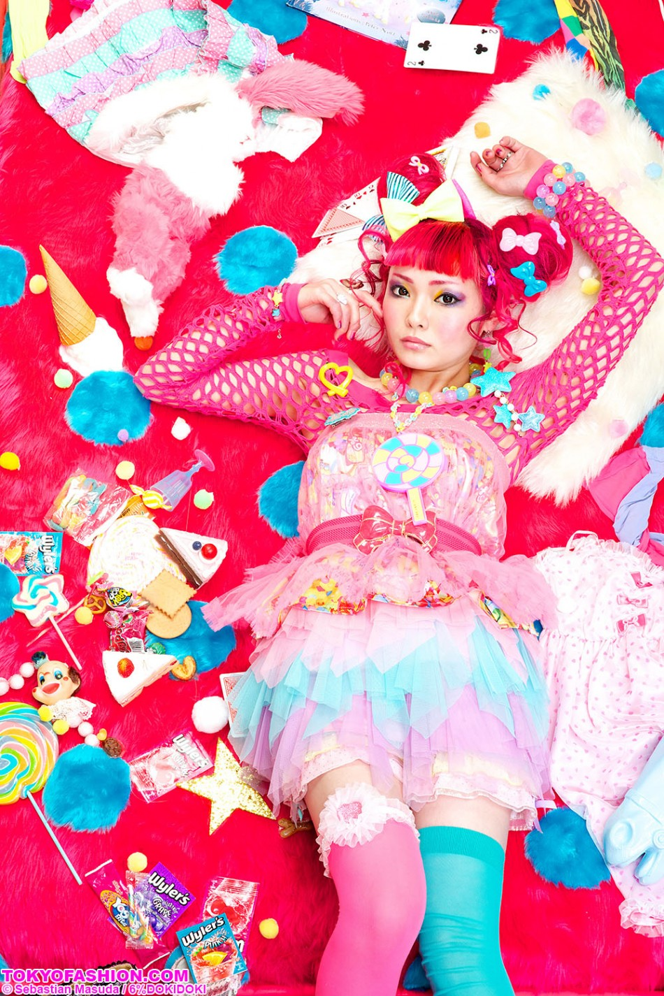 6%DOKIDOKI Kawaii Mook Photo Shoot (14)