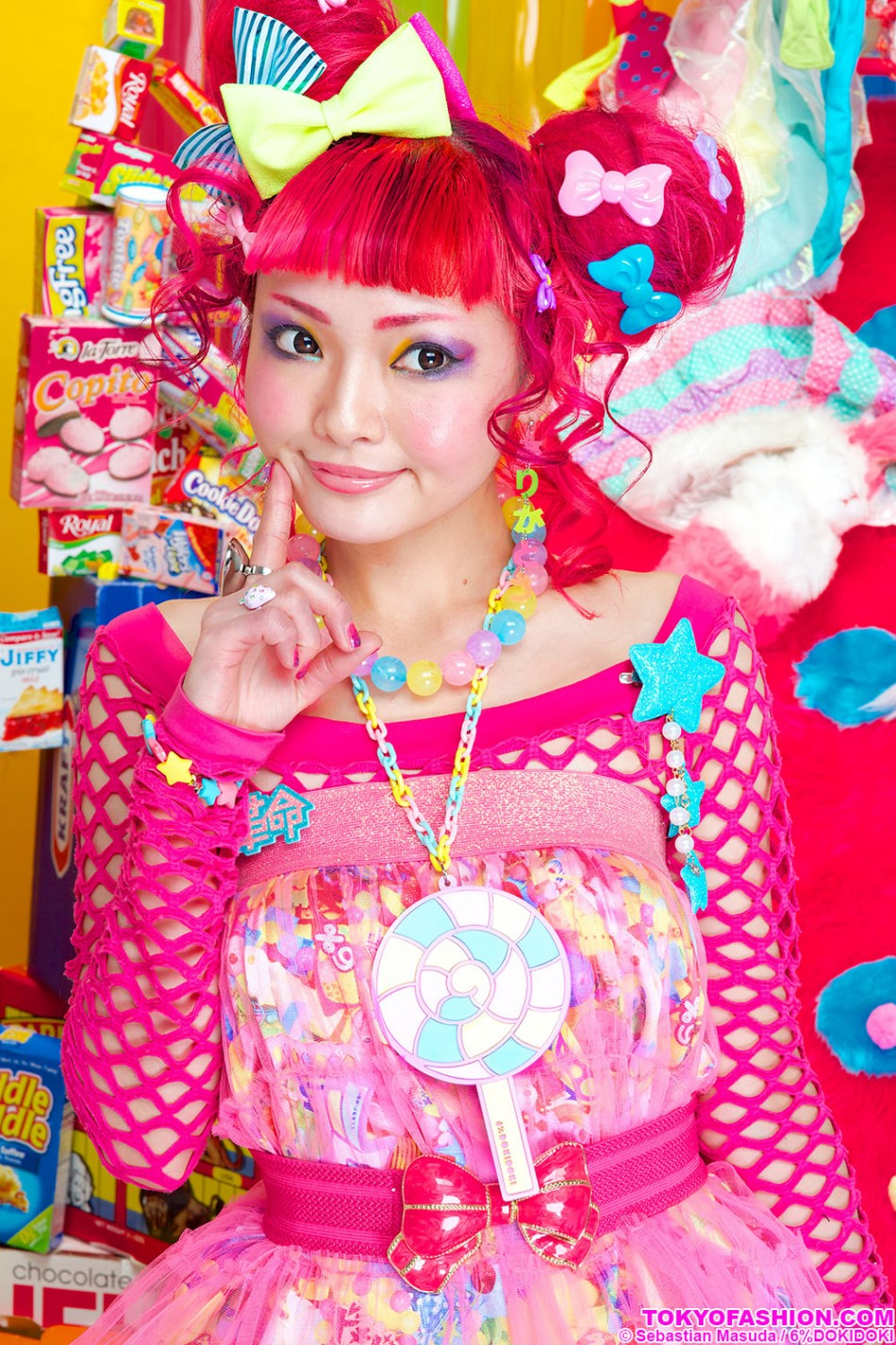 6%DOKIDOKI Kawaii Mook Photo Shoot (15)