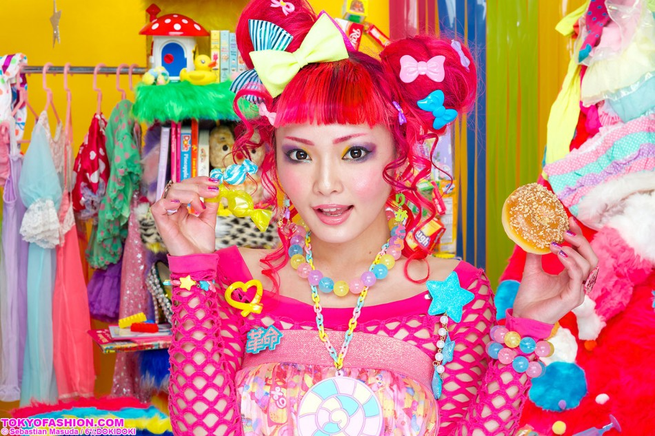 6%DOKIDOKI Kawaii Mook Photo Shoot (16)