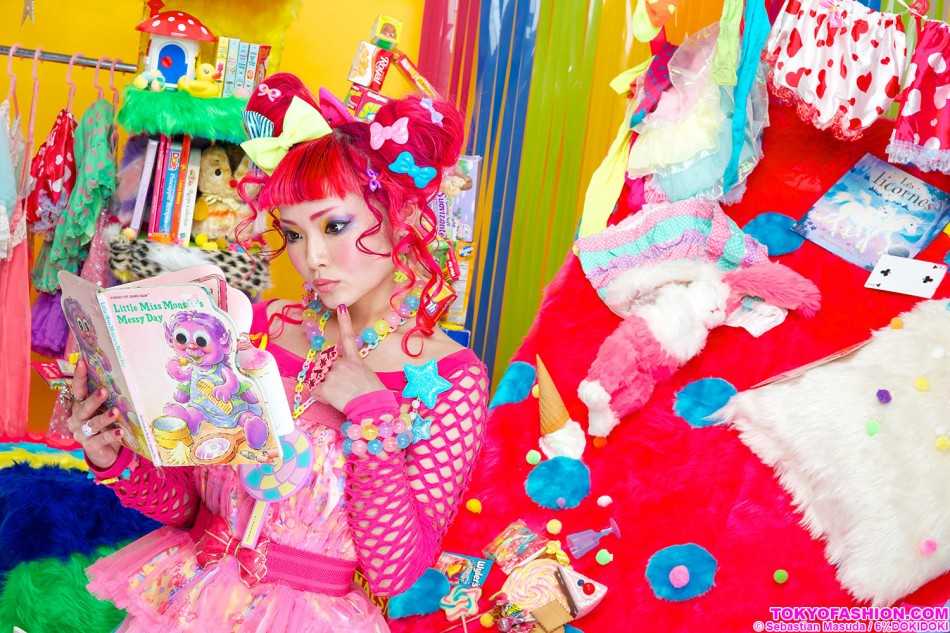 6%DOKIDOKI Kawaii Mook Photo Shoot (17)