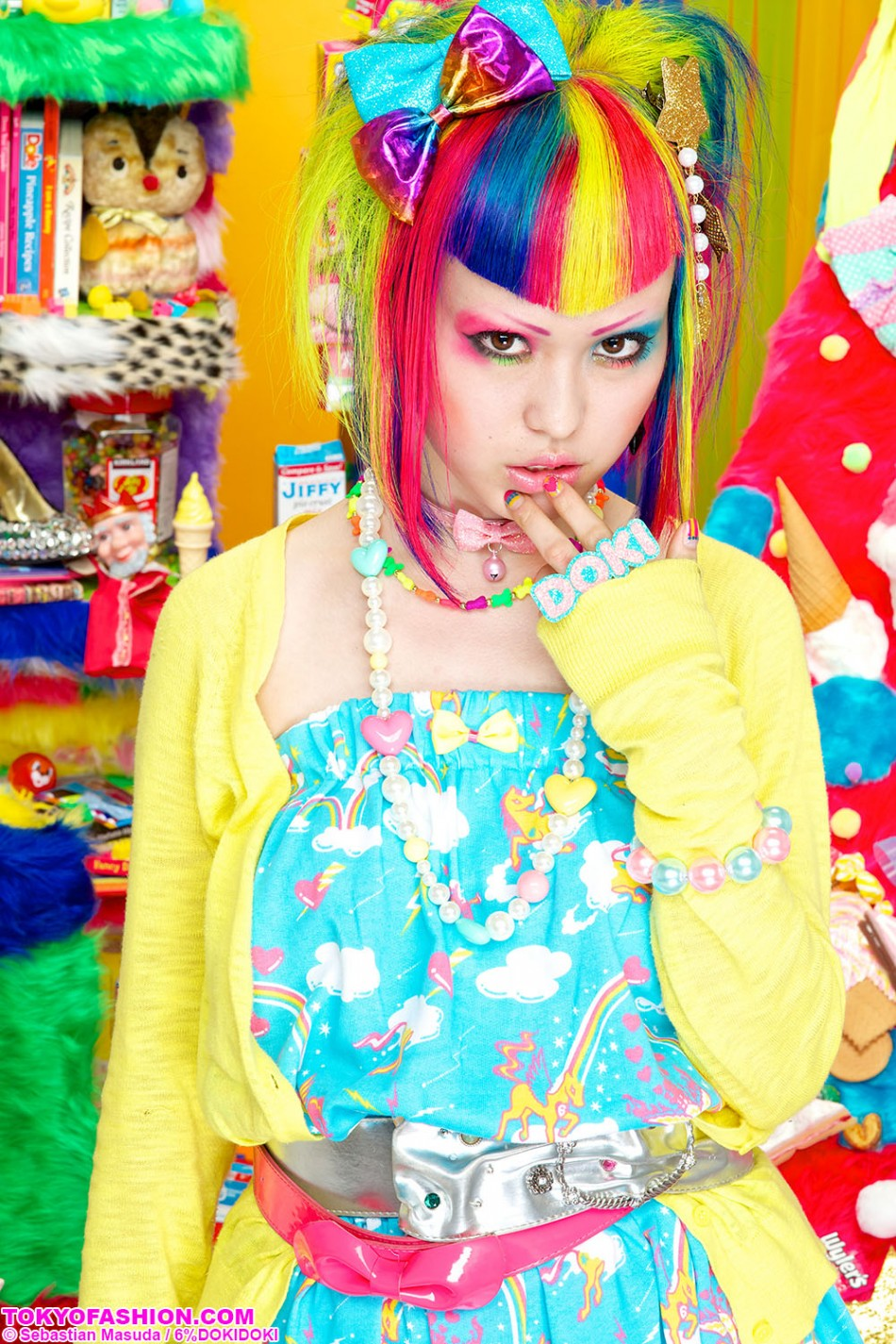 6%DOKIDOKI Kawaii Mook Photo Shoot (19)