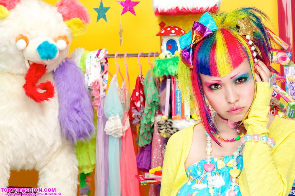 6%DOKIDOKI Kawaii Mook Photo Shoot (20)