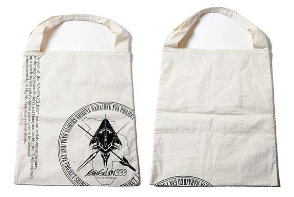 Evangelion Tote Bag