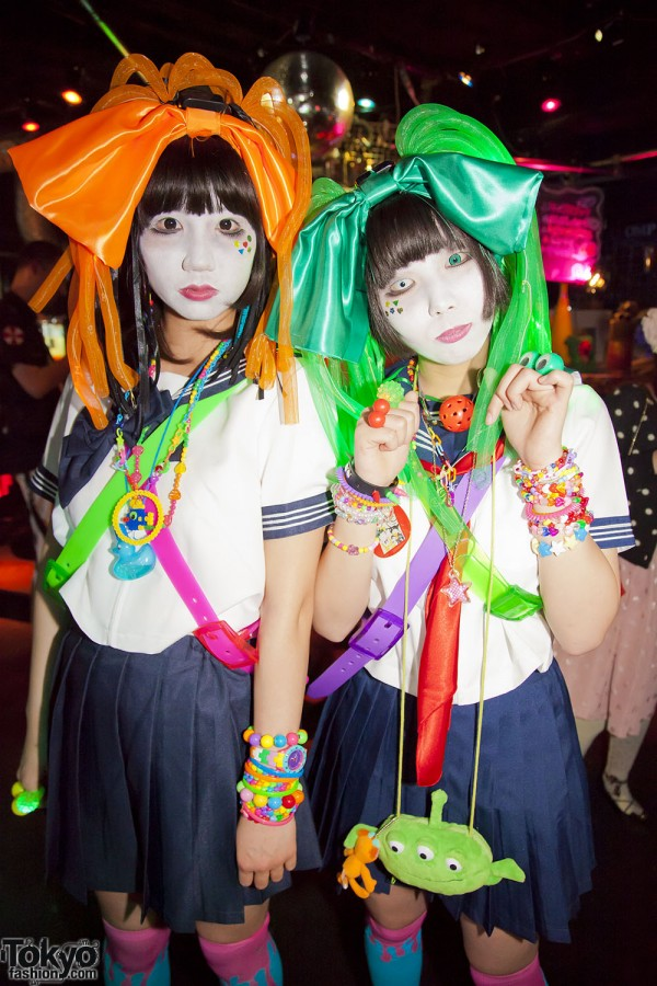 Harajuku Fashion Party Heavy Pop (2)