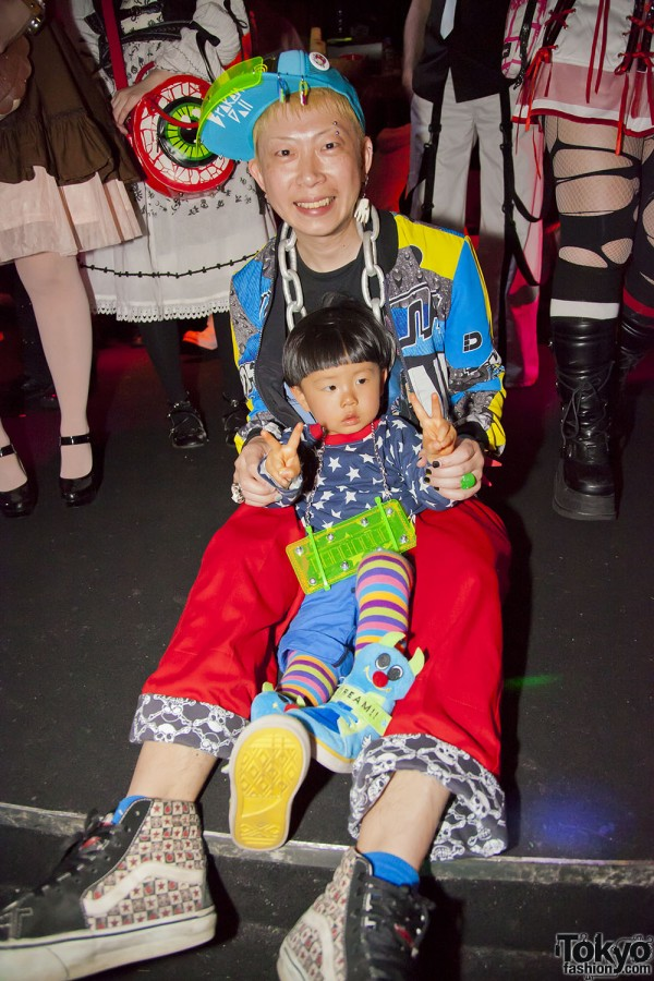 Harajuku Fashion Party Heavy Pop (5)