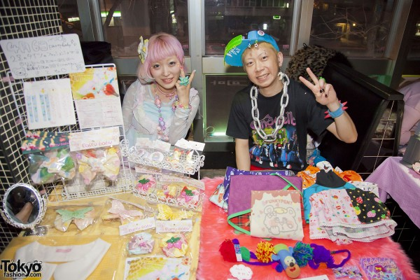 Harajuku Fashion Party Heavy Pop (7)
