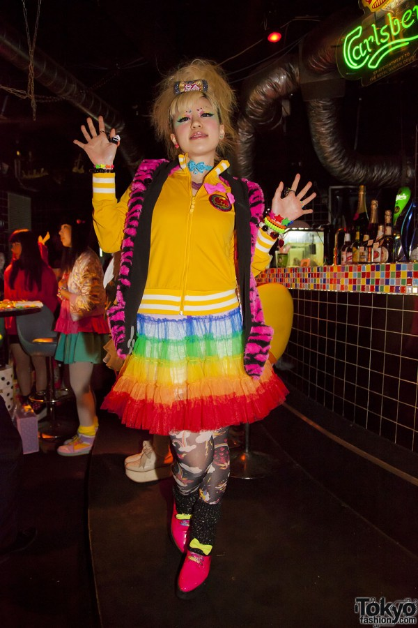 Harajuku Fashion Party Heavy Pop (13)