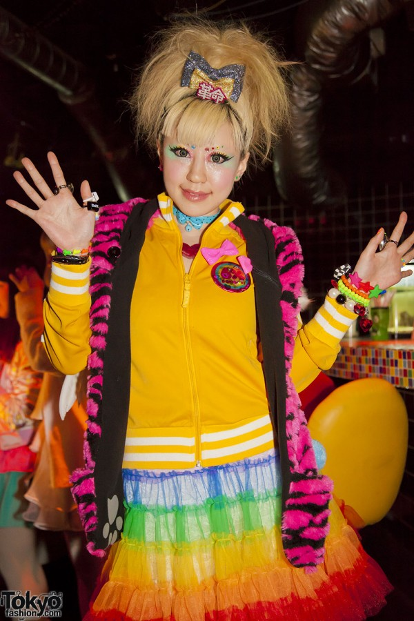 Harajuku Fashion Party Heavy Pop (14)