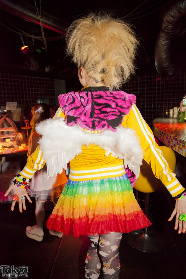 Harajuku Fashion Party Heavy Pop (15)