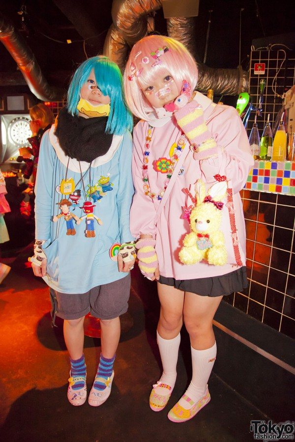 Harajuku Fashion Party Heavy Pop (18)