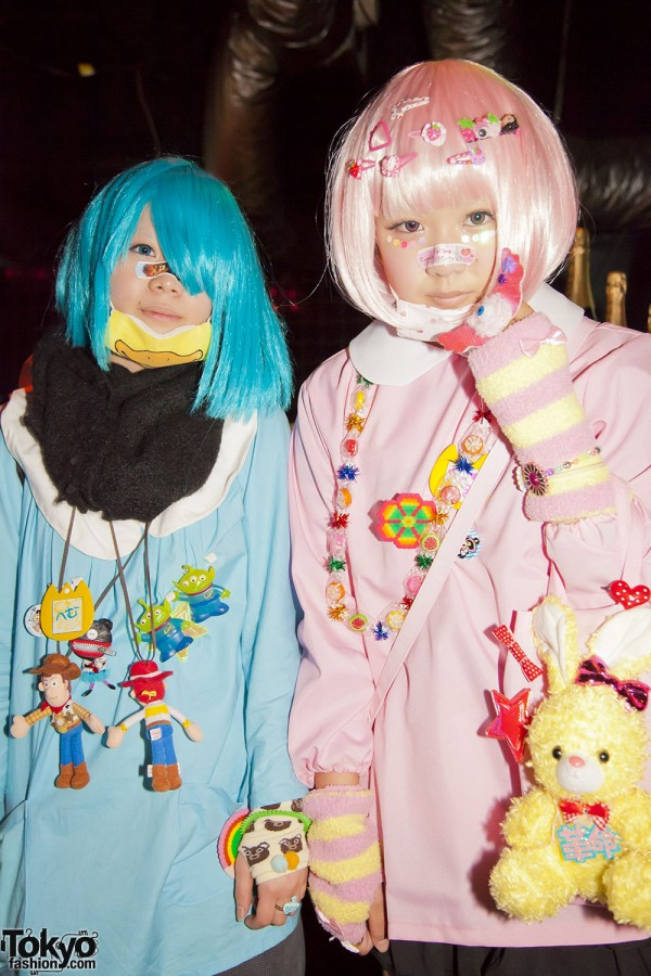 Harajuku Fashion Party Heavy Pop (19)