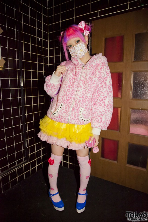 Harajuku Fashion Party Heavy Pop (33)