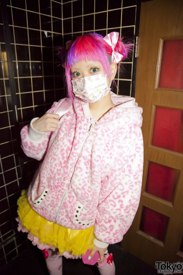 Harajuku Fashion Party Heavy Pop (34)