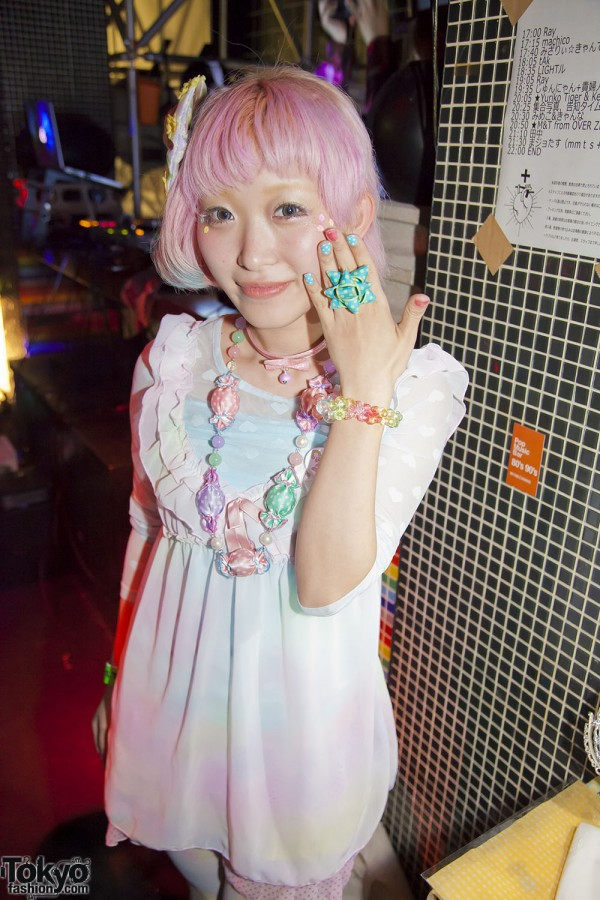 Harajuku Fashion Party Heavy Pop (36)