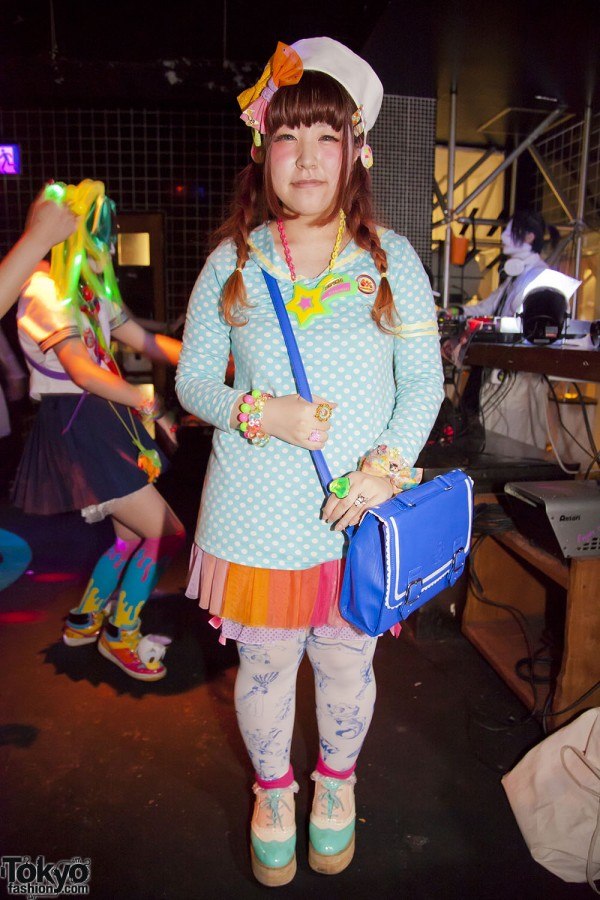 Harajuku Fashion Party Heavy Pop (37)