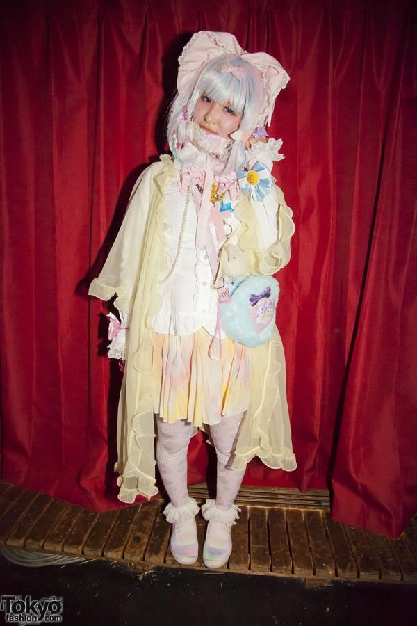 Harajuku Fashion Party Heavy Pop (45)